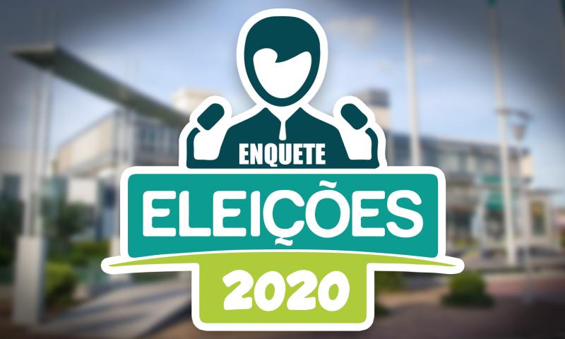 Resultado de imagem para vote na enquete para prefeito