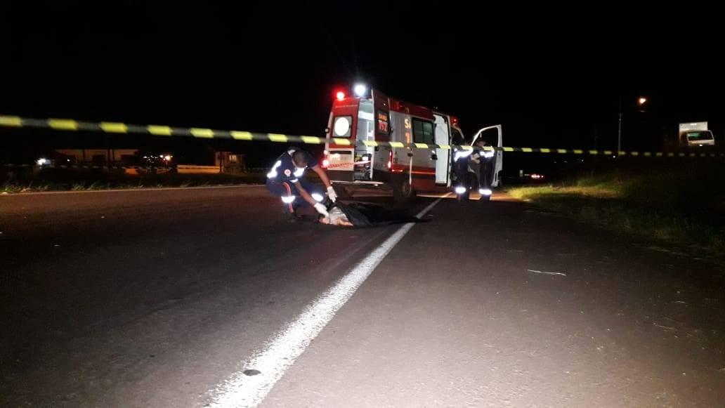 93bce6087aa8 Motociclista morre em acidente na BR-467 em Cascavel - Toledo News