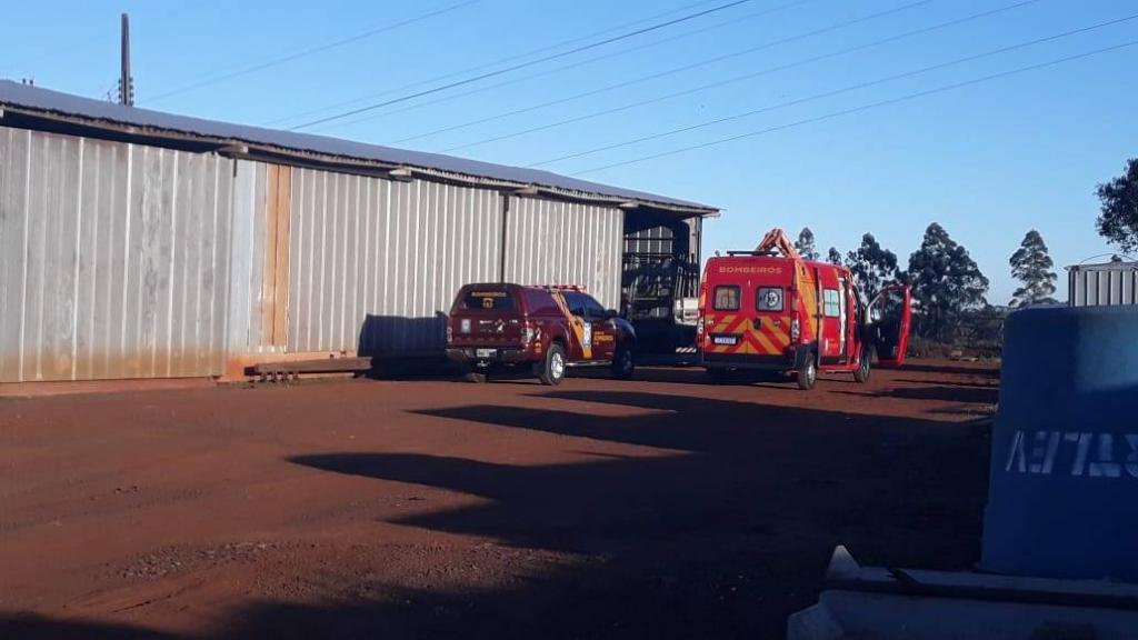 d4bf5f69e6b5 Trabalhador morre em empresa às margens da BR-467, em Cascavel ...