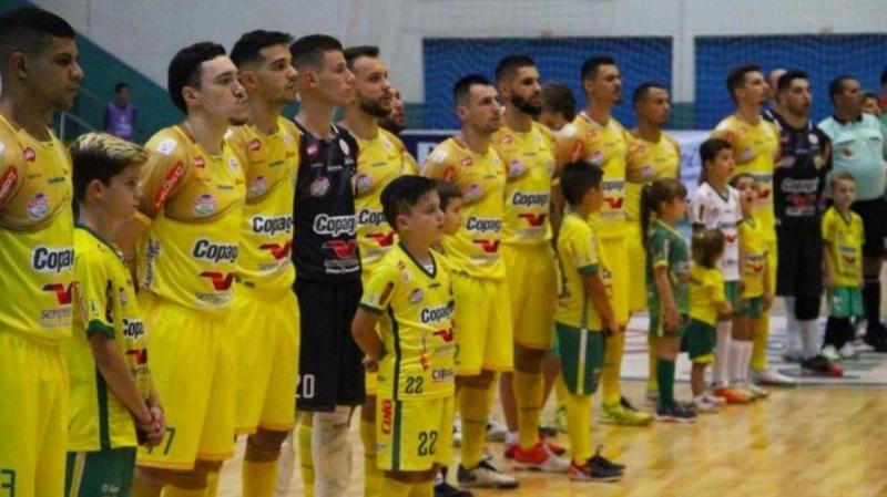 Copagril anuncia fim do futsal profissional em Marechal Rondon - Toledo News